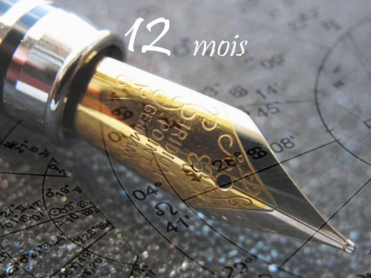 Etude Prévisions Astrologiques 12M
