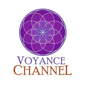 Logo Voyance Channel 3 zoom